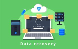 Data Recovery & Back Up